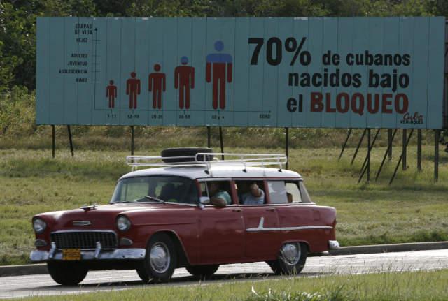 En EEUU se movilizan exigiendo fin al bloqueo contra Cuba