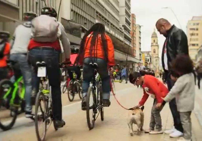 """""""Día sin carro y sin moto"""" redujo en un 27% la contaminación en el aire"""