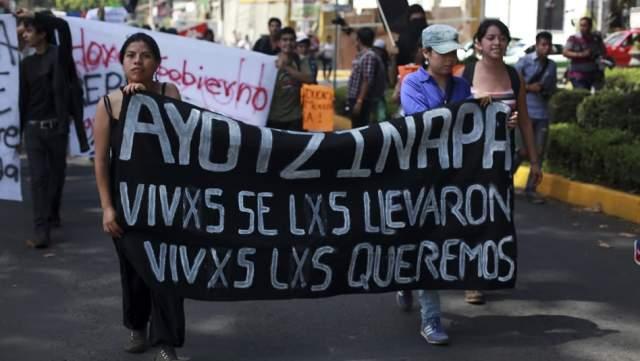 GIEI desmiente versión oficial sobre la desaparición de 43 estudiantes de Ayotzinapa