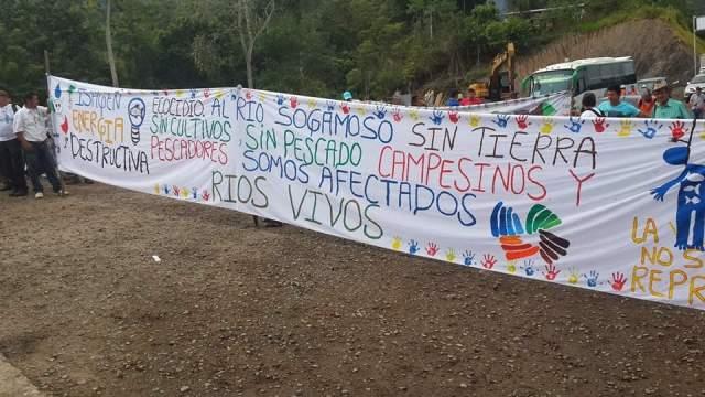73 familias afectadas por Hidrosogamoso esperan regresar a sus territorios tras acuerdo con ISAGEN