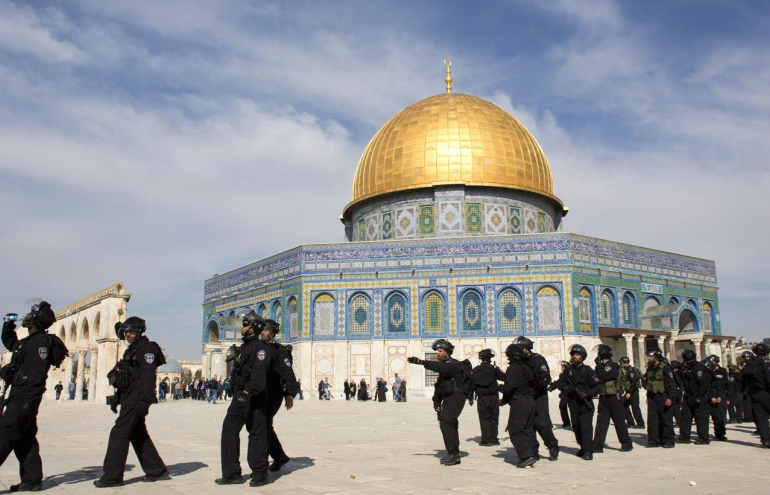 Tensa situación en Cisjordania por agresiones de Israel contra Palestina