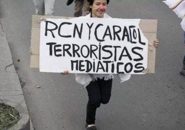 Desmovilicemos a RCN y CARACOL