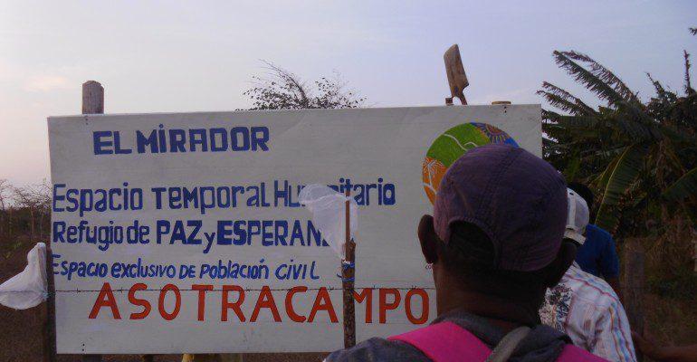"""Persiste la persecución a reclamantes de tierras de franja """"Tamarindo"""" en Barranquilla"""
