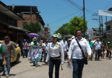 Movilización del Frente Amplio en busca de una transformación social