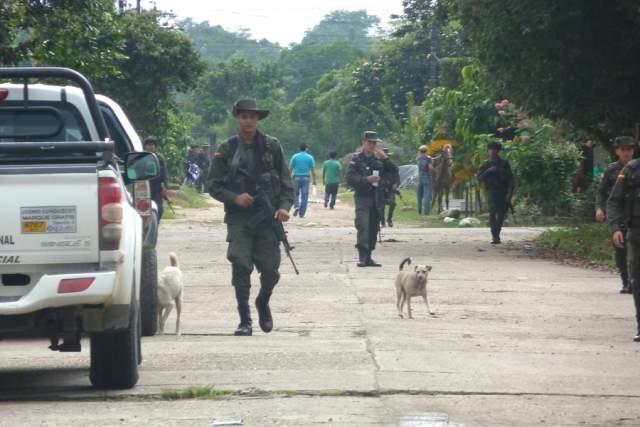 Allanamientos, detenciones ilegales y atropellos por cuenta de las FFMM en Saravena, Arauca