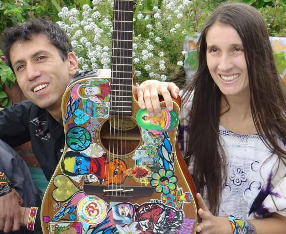 La música, arma de protesta contra el cambio climático