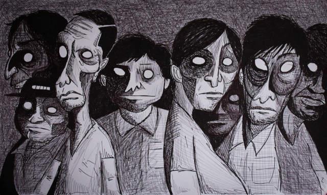 """""""Ayotzinapa una vuelta al sol"""" Erik Arellana"""