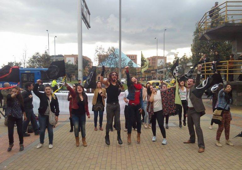"""Fotos: Así fue la tercera """"bailatón"""" exigiendo #ConsultaAntitaurina"""