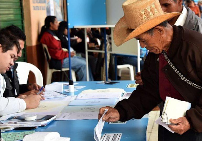 Candidatos presidenciales en Guatemala no representan los intereses de las mayorías