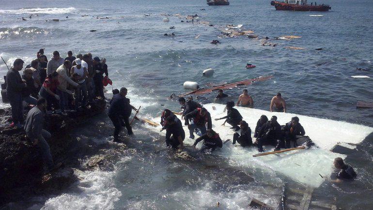 Unión Europea definiría cuotas de refugio a inmigrantes