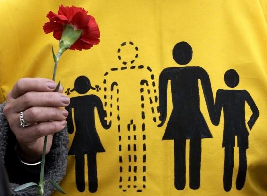 ¿Dónde están los 45 mil desaparecidos forzados? ¡Qué el Estado responda¡