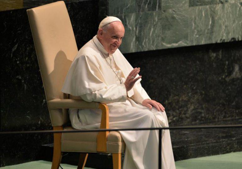 Histórico discurso del Papa Francisco ante la ONU