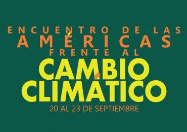"""Bogotá está lista para el """"Encuentro de las Américas Frente al Cambio Climático"""""""