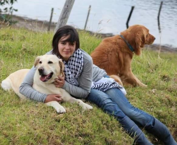 """Acá estamos """"con la dignidad intacta"""": Paola Salgado"""