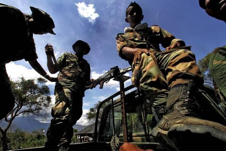 Sí hay paramilitares en el Catatumbo: Comisión de verificación