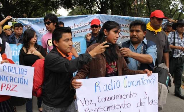 Radios comunitarias se encuentran en la construcción de vida digna