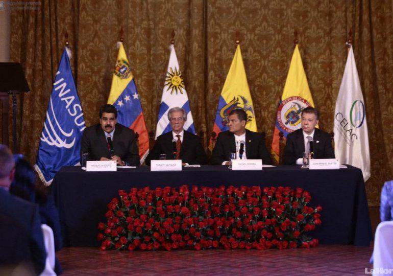 Colombia y Venezuela logran acuerdo para normalización de frontera