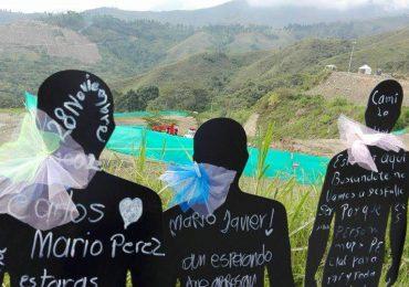 A 13 años de Operación Orión, víctimas siembran justicia y verdad