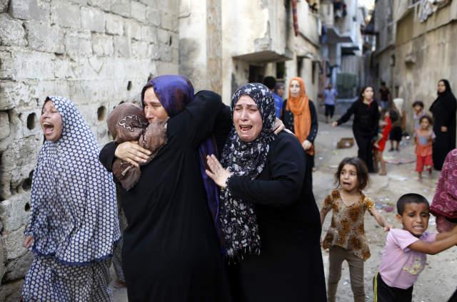 Aumentan a 53 los palestinos asesinados por el régimen israelí
