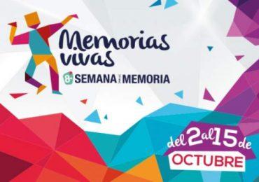 VIII Semana por la Memoria en Colombia