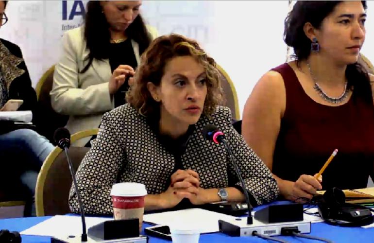 Ante la CIDH se denunció 98% de impunidad en casos de violencia sexual en Colombia