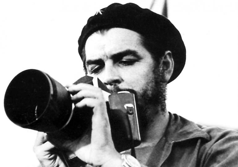 Las fotos icónicas del Che Guevara