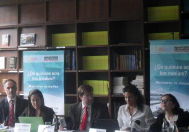 Tres grupos económicos tienen la mayoría de los medios de comunicación en Colombia