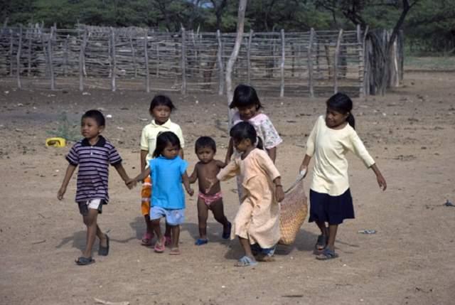 Al menos 1 niño muere a diario por desnutrición y deshidratación en La Guajira