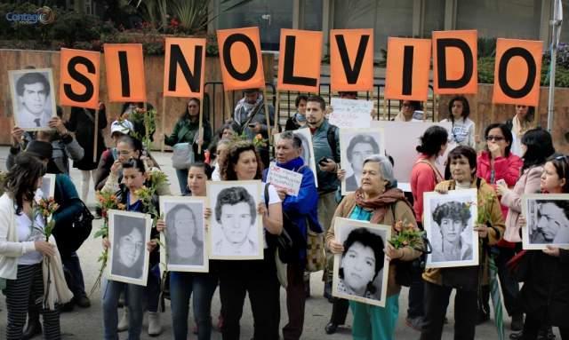 No entregan restos de víctimas del Palacio de Justicia hallados en 2015