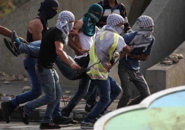 En Octubre han sido asesinados 24 palestinos en territorios ocupados en Cisjordania