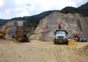 Campesinos de Sibaté se oponen a la destrucción del Río Muña por parte de Comin S.A