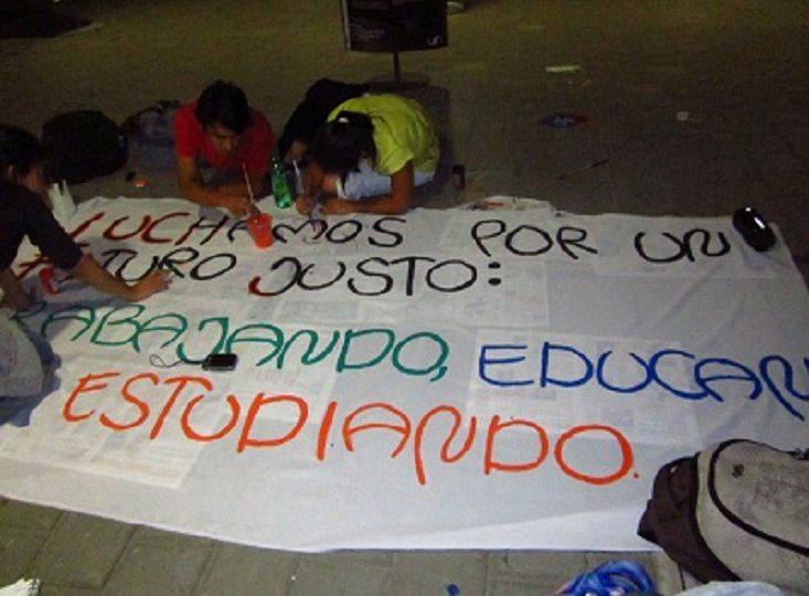 Universidad de Antioquia continúa en paro indefinido