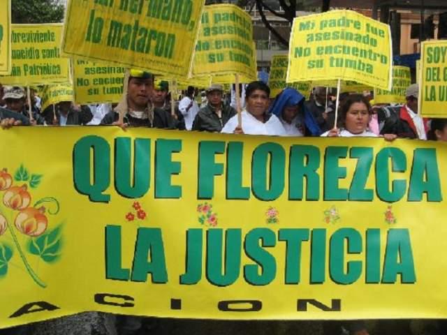 Comunidades del Huila exigen justicia y dicen no al represamiento del río Guarapas