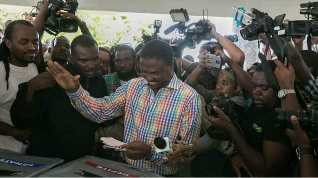 Resultados electorales en Haití se darán a conocer en noviembre