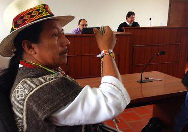 Atentan contra el senador Feliciano Valencia