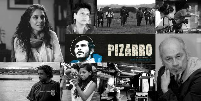 """Con """"Pizarro"""" inicia el Festival de Video y Cine comunitario de Aguablanca en Cali"""