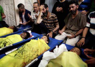 Se incrementa a 68 los palestinos asesinados por el ejército israelí