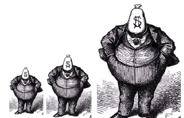 La plutocracia colombiana