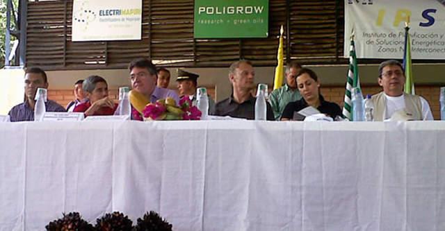 Poligrow, Expo Milán y elecciones en Mapiripán