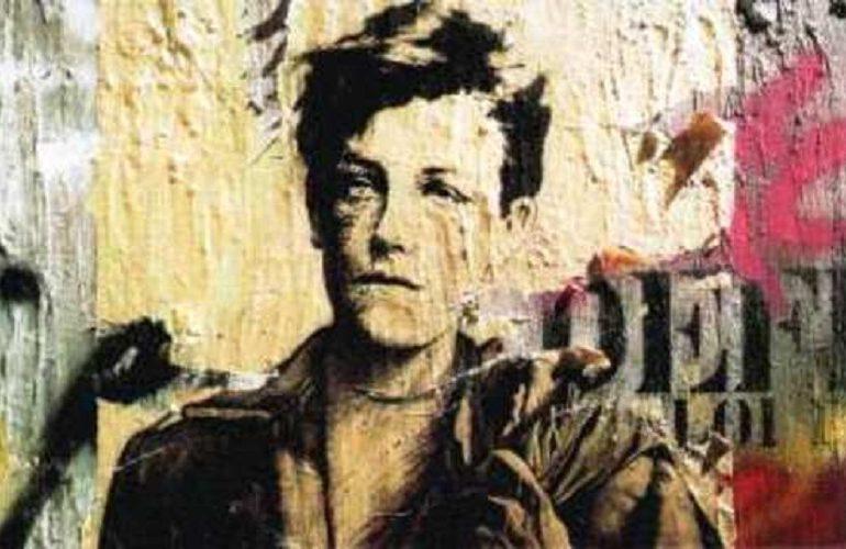 """""""Los despavoridos"""" de Arthur Rimbaud"""