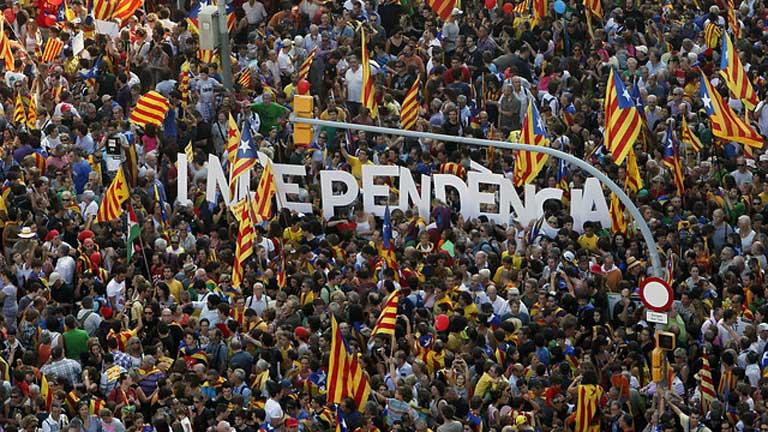 Claves para entender el proceso de independencia en Cataluña
