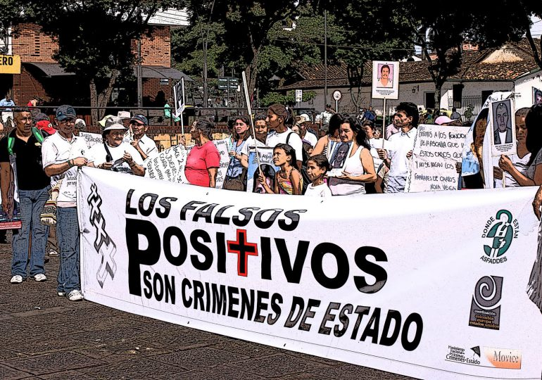 Demandan a Brigadier General Pinto Lizarazo por ejecuciones extrajudiciales