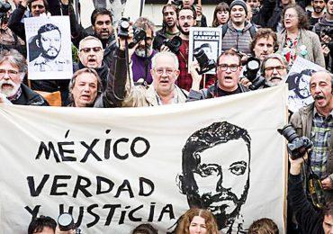 México se moviliza exigiendo ¡Alto a los crímenes de Estado!