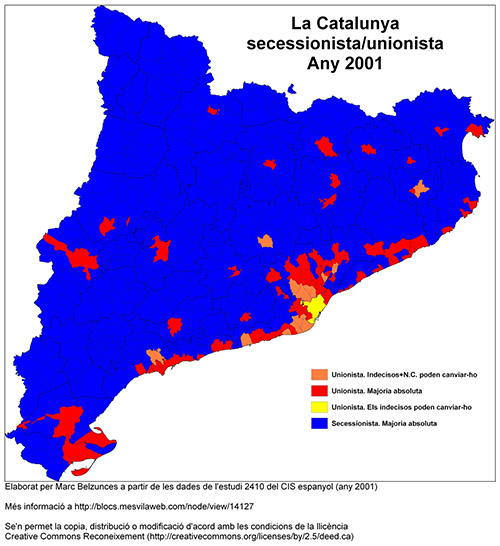 Independentisme2001