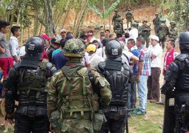 Crisis en Argelia, Cauca