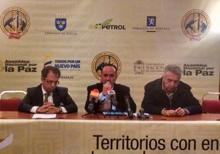 Segunda Asamblea Nacional por la Paz en Bogotá