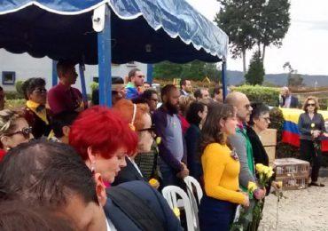 Acto público de reparación en memoria de Sergio Urrego