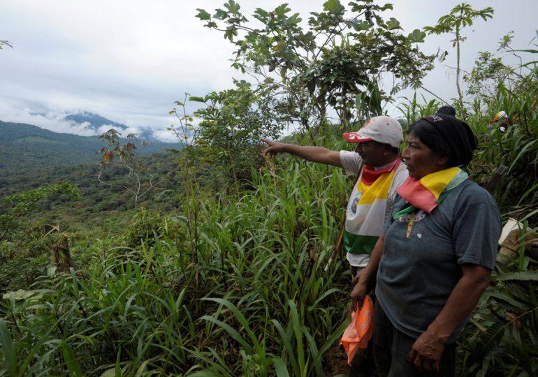Indígenas Awa a punto de salvar sus territorios de la explotación petrolera de Colombia Energy