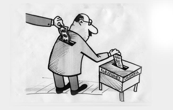 Democracia colombiana: La máquina de hacer votos