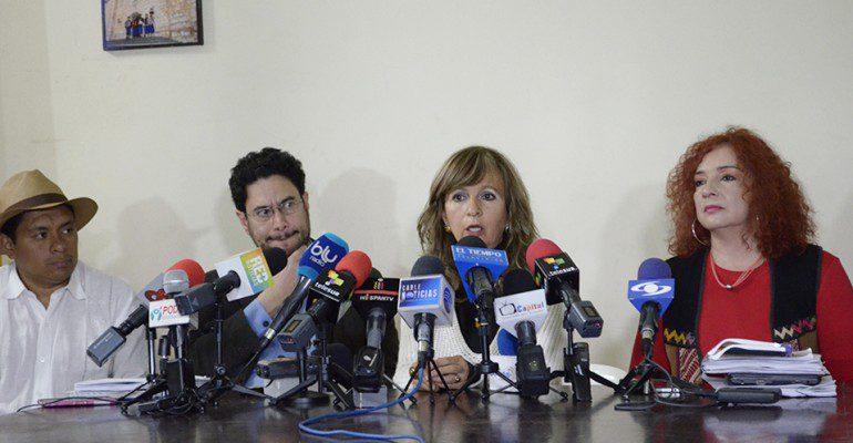 Organizaciones presentarán propuesta que evite ruptura de cese unilateral